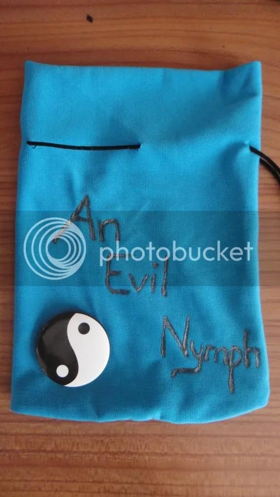 an evil nymph bag