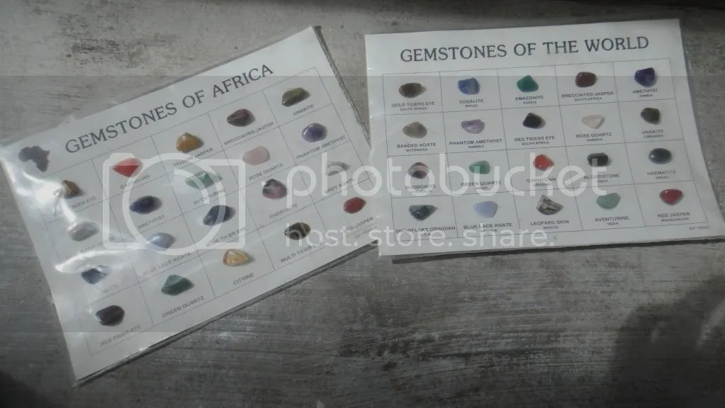 gemstones of africa and the world
