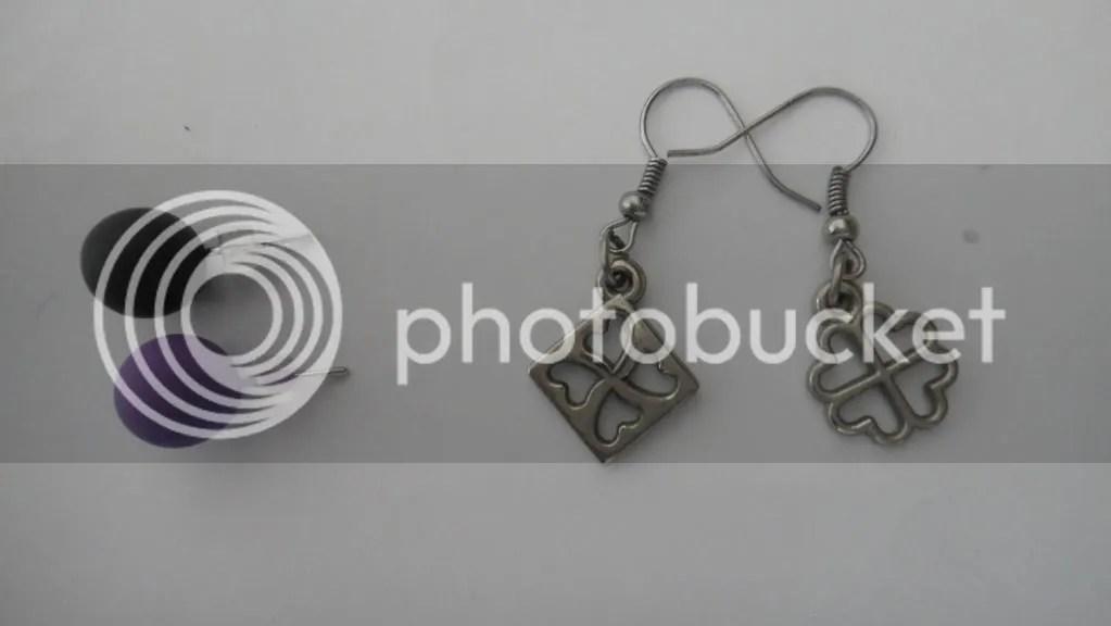 cute little original earrings