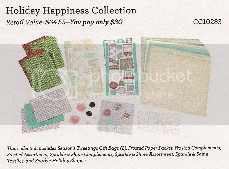 Holiday  Happiness Collection - CC10283