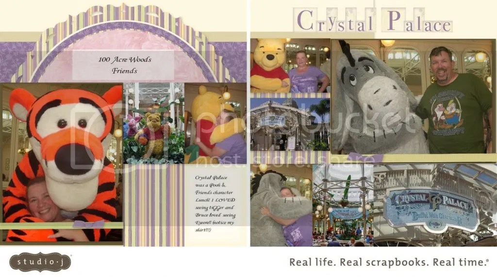 Crystal Palace - Magic Kingdom