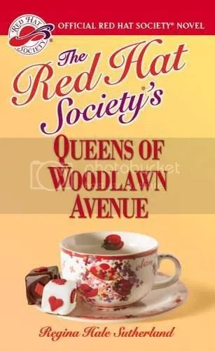 The Red Hat Society's Queen's of Woodlawn Avenue