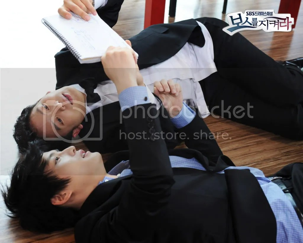 Sinopsis Protect The Boss