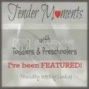 Tender Moments Linkup at For This Season