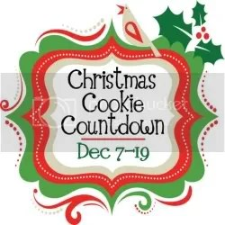 Christmas Cookie Countdown