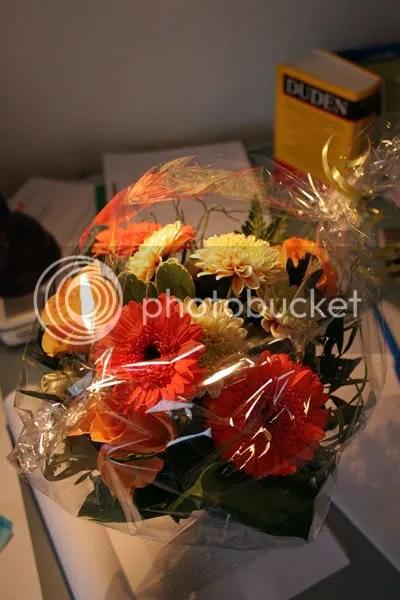 Fleurop Blumenstrauß