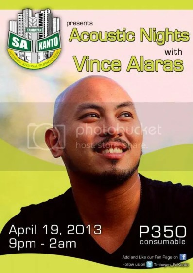 Vince Alaras live