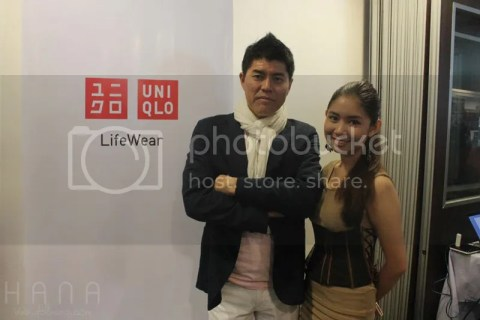 uniqlo philippines win GC