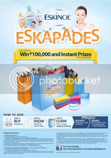 Eskinol promo