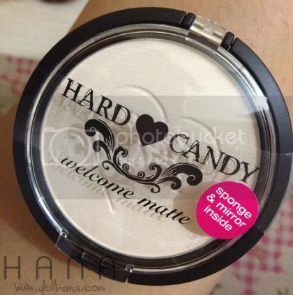 Hard Candy Welcome Matte Powder