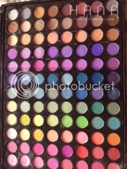 china generic makeup palette eyeshadow