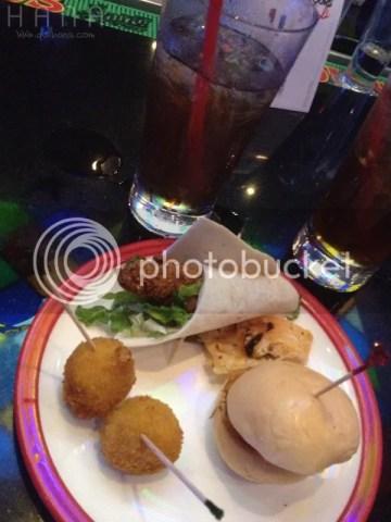 TGIFridays menu manila