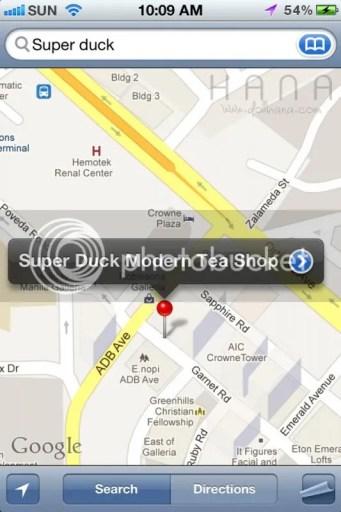 super duck tea ortigas