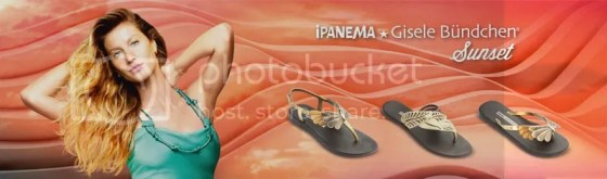 ipanema gisele bundchen sunset