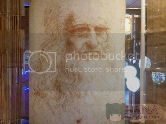 da vinci exhibit