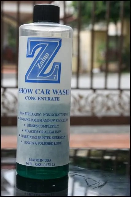 Mythbusting Wash Wax Shampoos Review Of Meguiars Ultimate Wash - Zaino z7 show car wash