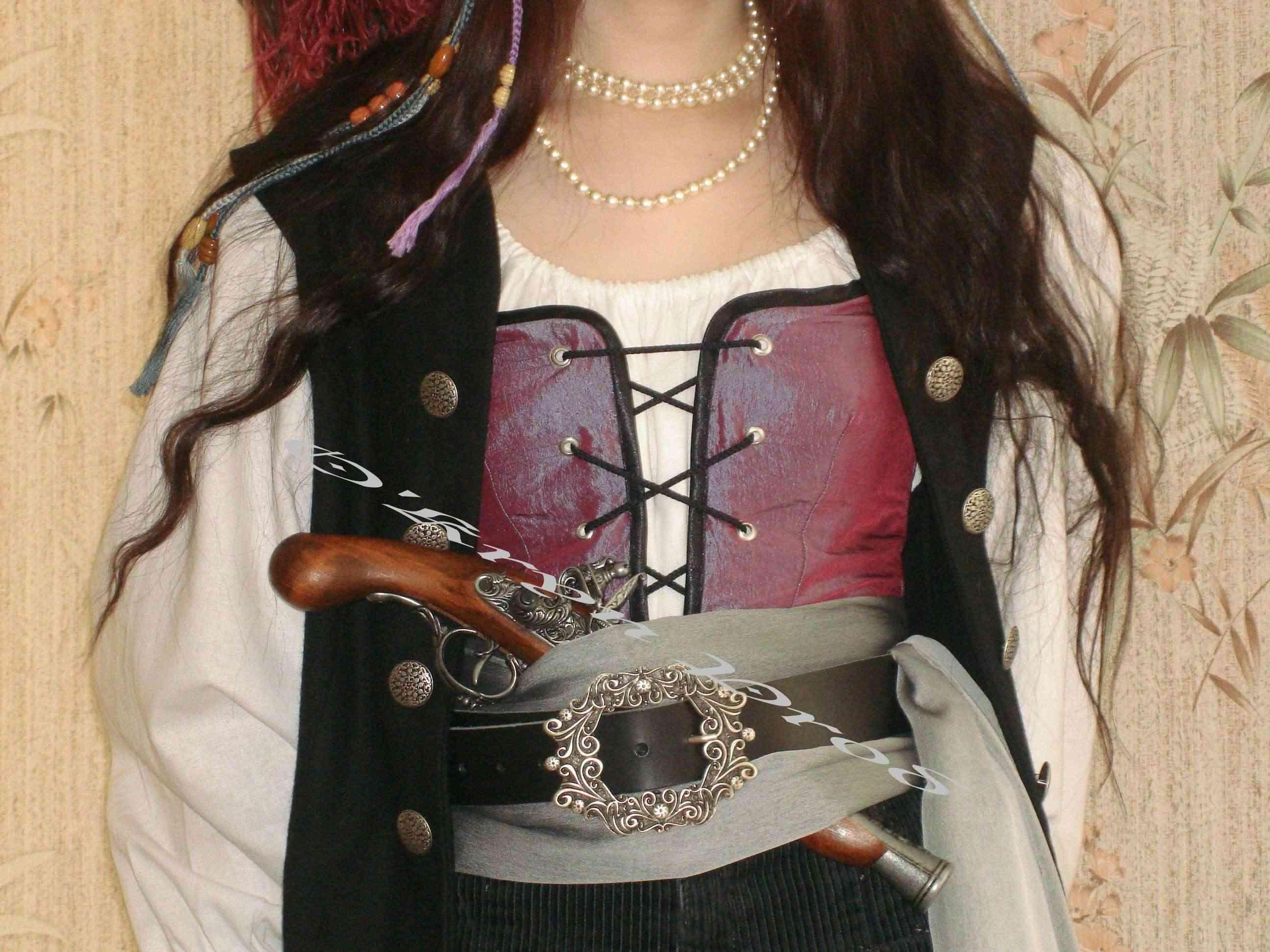ceintures pirate
