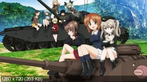 8ea7d71afc97b53b7e5075205e276c71 - GIRLS und PANZER: Dream Tank Match DX Switch NSP
