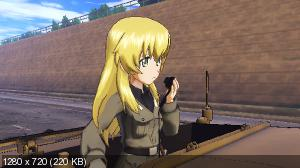 2518d7f6e32bb2d405bd684ef31e2dbc - GIRLS und PANZER: Dream Tank Match DX Switch NSP
