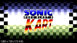 62233d6397b5f864fd52ff9cd70ed929 - Sonic Robo Blast 2 + SRB2 Kart Switch homebrew NSP