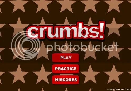 Crumbs title