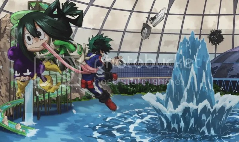 Image result for my hero academia episode 13