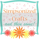 Simpsonized Crafts
