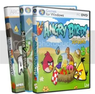 Angry Birds Trilogy (2011/Eng/PC) RePack by KloneB@DGuY