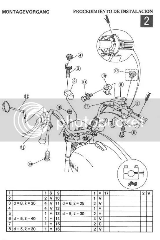Xs750 Wiring Diagram