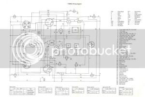 XS650: 74 TX650A Wiring Diagram | thexscafe