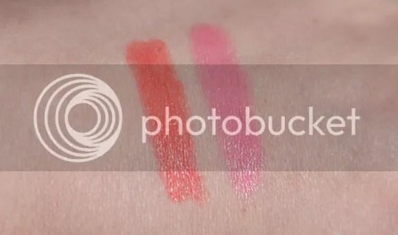 Etos Colour Balm Swatches
