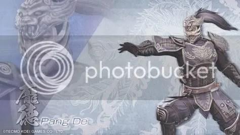 Dynasty Warriors 7: Xtreme Legends DLC