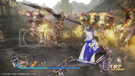 Dynasty Warriors 7: Xtreme Legends DLC
