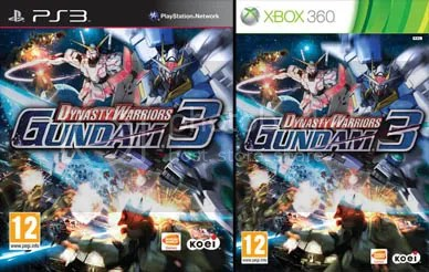 Dynasty Warriors: Gundam 3 / London MCM Expo May 2011
