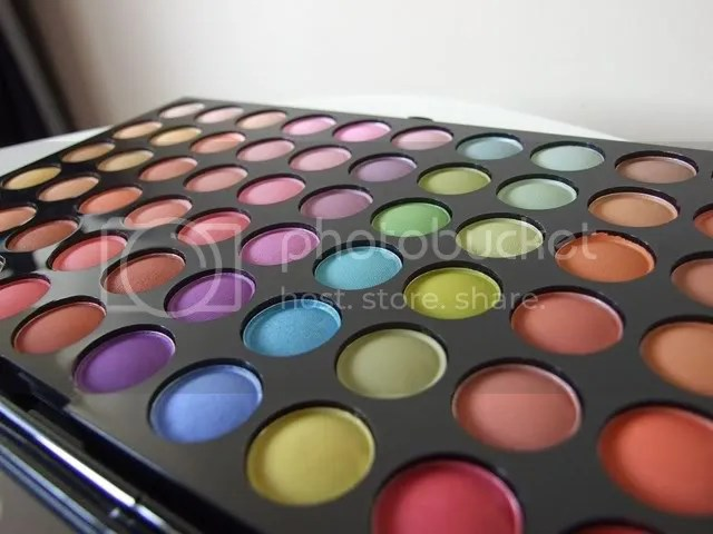 Paleta de 120 cores C