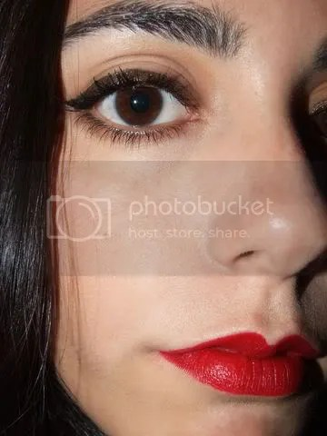 Pure Red NYX