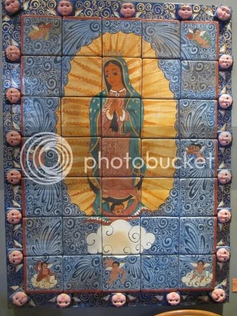 Talavera Virgin, Atotonilco