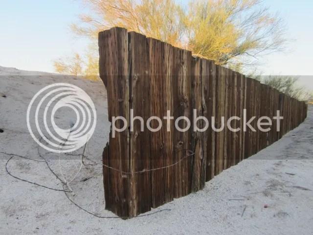Odd fence