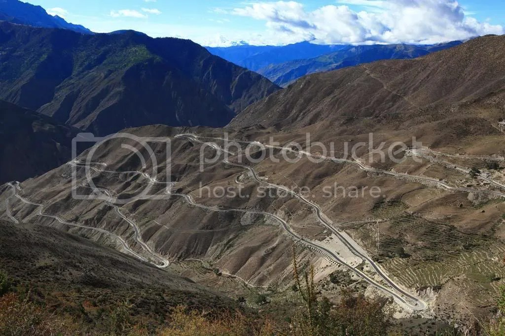 Sichuan- Tibet Road 川藏线 (318 国道)
