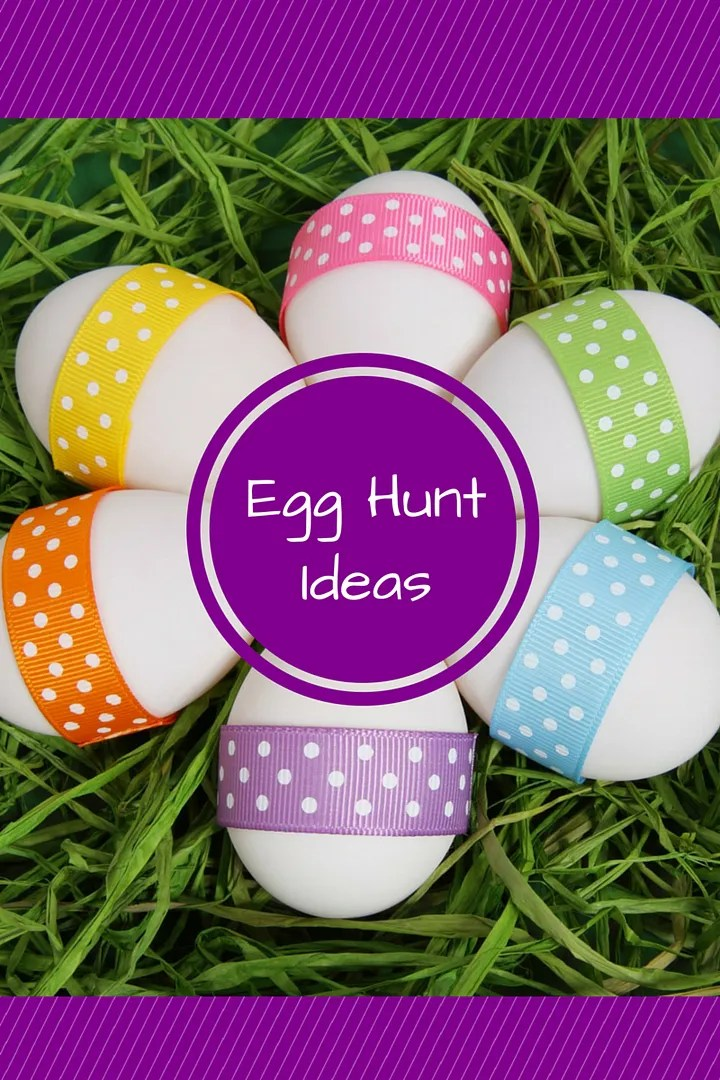 Looking for fun Easter party games for kids? Check out these five very cool new variations on Easter egg hunts! They're perfect for toddlers to teens!