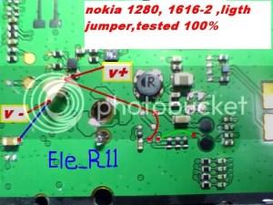 Skema Diagram Nokia 1280   Diagram