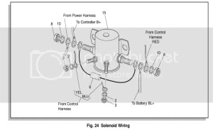 MPT1000 Wiring diagram