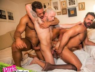 Paris Perfect: Colton Grey, Dani Robles, Denis  Vega, Johnny V, Theo Ford