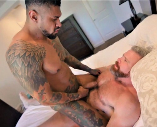 Big Dick Flip Fuck: Cain Marko, Boomer Banks