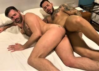 The Sexy Bear in Torremolinos Part 2: Viktor Rom, Dani Robles