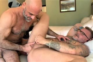 Adam Russo Fucks Tony's Big Beautiful Ass Part 1