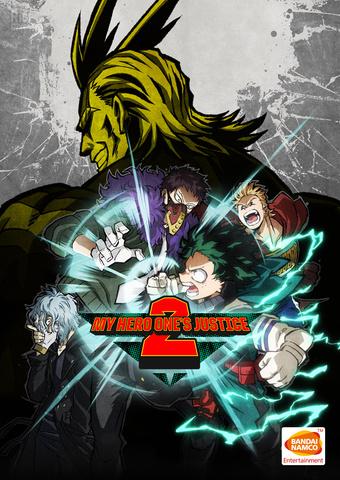 af783e2cddd49d79e5a027ef64987185 - My Hero One's Justice 2 + Pre-Order Bonus DLC