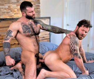 Loaded Muscle Fuck: Riley Mitchel, Markus Kage