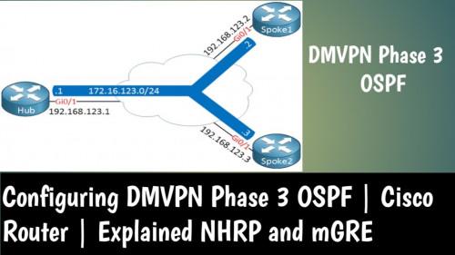 INE - DMVPN Deep Drive