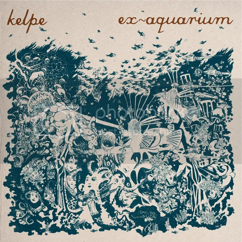 Kelpe album art work